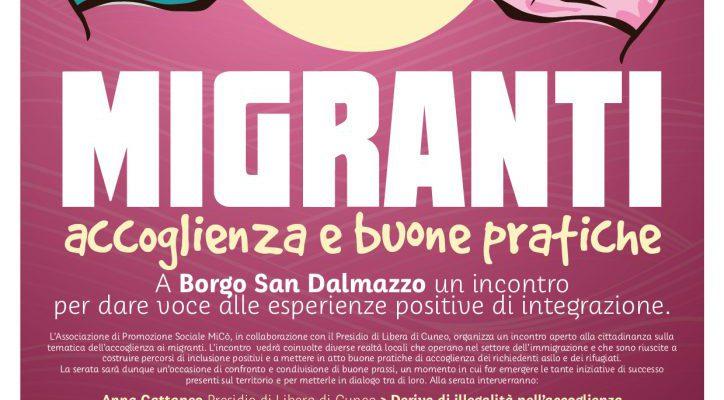 Migranti - accoglienza e buone pratiche