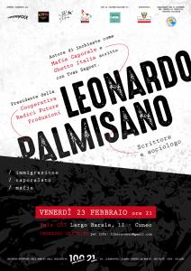 incontro con Leonardo Palmisano